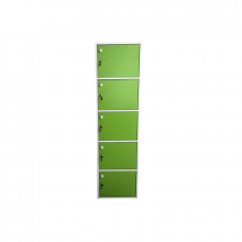 Color Box 5 Door Green
