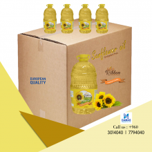 Gold Ribbon Sunflower Oil | Wholesale