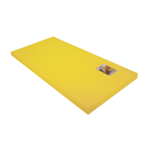 Foam Sheet 3x6ft ( 3 inch height | 40 density) Gold Puff