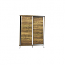 Shoe Cabinet 2 Sliding Door