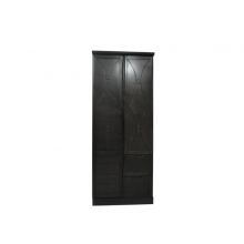 Wardrobe 2 Door Ohio - Wenge