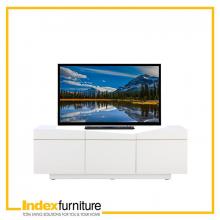 BLANC TV STAND 150 CM - WHITE