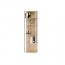 URBANO High Cabinet 50 cm. - Eamesteak Oak