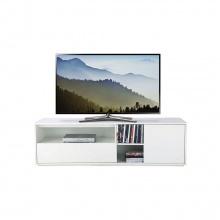 DRAKE TV CABINET 150 CM - WHITE