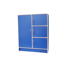 Children Cabinet Blue