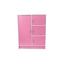 Children Cabinet Pink