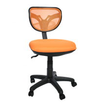 COMPUTER CHAIR EB33-5 CUSHION ORANGE