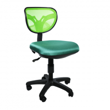 COMPUTER CHAIR EB33-5 CUSHION GREEN