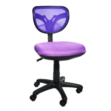 COMPUTER CHAIR EB33-5 CUSHION PURPLE
