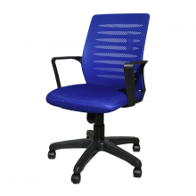 COMPUTER CHAIR MA7 CUSHION BLUE