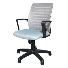 COMPUTER CHAIR MA7 CUSHION GREY