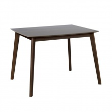 FIONA WOOD DINING TABLE 75 X 75 CM.