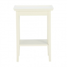TAYLOR-A SIDE TABLE 46CM WT