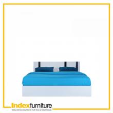 PIANO WOOD BED  5x6.6ft WT-M/BK