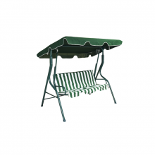 Swing with Canopy- Green