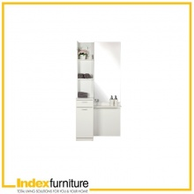 Metro Dressing Table - White