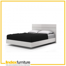 BLANC BB FLOAT 6FT BED - WHITE