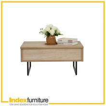 PLAY MINI Coffee Table 80cm Walnut Creek