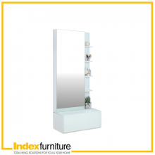 Mazzimo Stand Dressing Table 80cm - White
