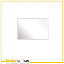 BLISS Mirror 80cm - White
