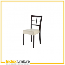 RAYMOND DINING CHAIR -CF/CR