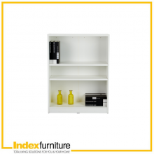 Livio Low Bookcase 80cm
