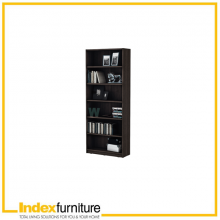 LIVIO High Bookcase 80cm