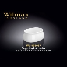 Wilmax Sugar Packet Holder
