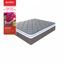 Duroflex Duropedic Balance Mattress 5x6.3ft (6inch height)