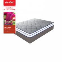 Duroflex Duropedic Balance Mattress 4x6.3ft (6inch height)
