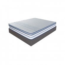 Duroflex Duropedic Posture Perfect Mattress 6.3x5ft (8inch height)