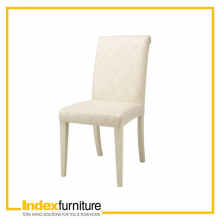ADDA dining chair, bi-cast WT
