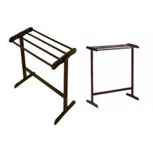 Wooden Towel Rack (KD) - WENGE