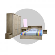 Bedroom Set with Queen Size Bed