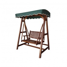 Wooden Swing Canopy