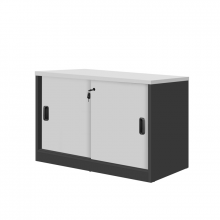 Side Cabinet NS 104 - Grey