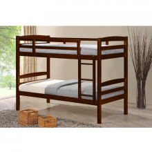 Bunk Bed 3FT Wooden - Oak