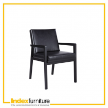Lonsdale Dining Chair - Black