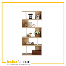 Tadio Multipurpose Shelf 80 cm- Natural Oak