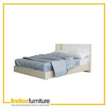 CARRARA BED FRAME 5 FEET (BASE) - GRAND OAK