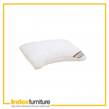 HYBRID COMFIAIR SHOULDER SHAPE PILLOW 43 X 67 X 15 CM. - WHITE