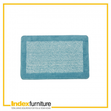 BARA BATH MAT SET 45 X 70/50 X 60 CM. - BLUE