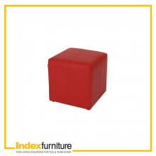 H-MARLIN PVC STOOL - RED