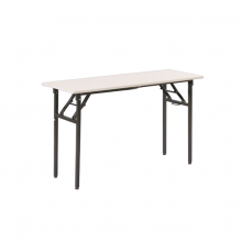BANQUET TABLE - SATIN BLACK