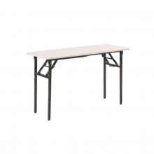 BANQUET TABLE - SATIN BLACK
