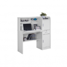 WRITING TABLE (K/D) - WHITE