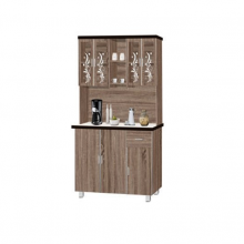 5FT KITCHEN CABINET (K/D) - MILAN PINE