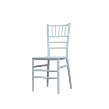 CHAIR (OCYX-718) - WHITE