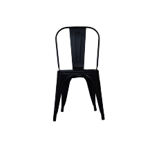 CHAIR (OCJX-503) - BLACK