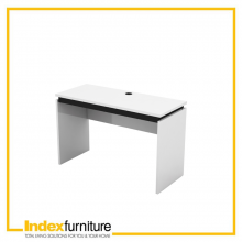 LINEO WORKING TABLE 120 CM. - WHITE